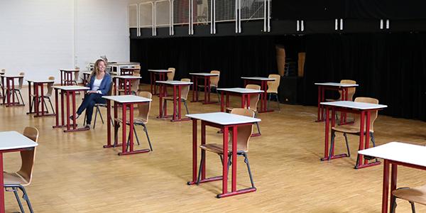 Corona-Schulen stehen bereit