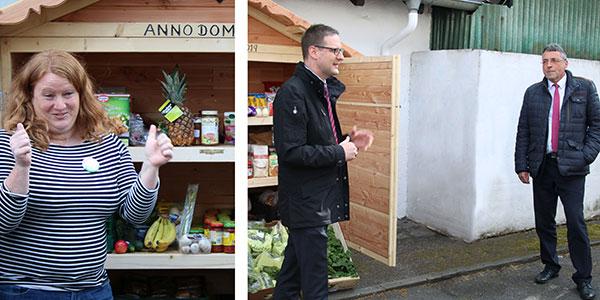 Weinheim ist Foodsharing-Stadt