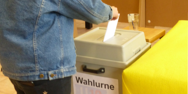 U18-Wahlen beim Stadtjugendring
